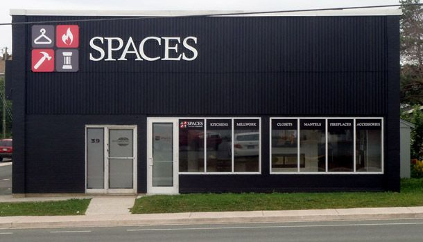 Spaces Storefront