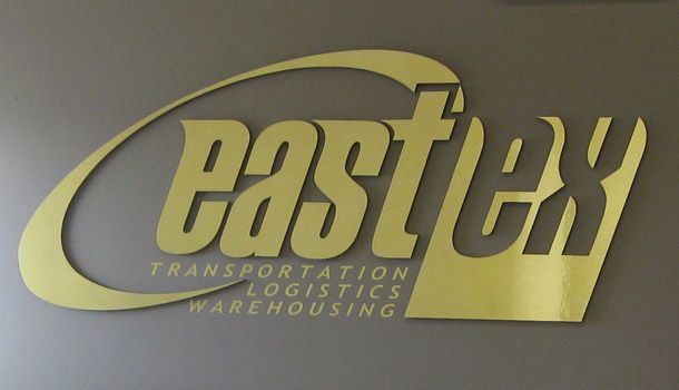 Eastex 3d Brass Signage